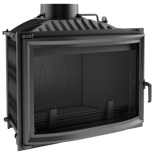 DOSTAWA GRATIS! 30040930 Wkład kominkowy 14kW Wiktor (szyba panoramiczna)