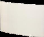 DOSTAWA GRATIS! 30060622 Szkło kominkowe gięte panorama do Koza AB2