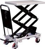DOSTAWA GRATIS! 310565 Ruchomy stół podnośny (udźwig: 300 kg, wymiary platformy: 1010x520 mm)