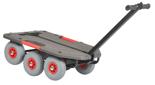 DOSTAWA GRATIS! 39955528 Wózek do transportu z uchwytem (wymiary: 985x640x350mm)