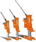 DOSTAWA GRATIS! 44340219 Hydrauliczny podnośnik maszynowy Unicraft HMH 5 (udźwig: 5 t)