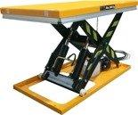 DOSTAWA GRATIS! 44366756 Elektryczny stół warsztatowy podnośny nożycowy (udźwig: 2000kg, wysokość podnoszenia: 1010mm)