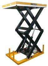 DOSTAWA GRATIS! 44366760 Profesjonalna platforma, stół podnośny dwunożycowy (udźwig: 2000kg, wysokość podnoszenia: 1780mm)