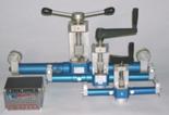 DOSTAWA GRATIS! 44930026 Miernik siły naciągu lin Tractel® Dynarope HF 36/3 (średnica liny: 22 do 44mm, możliwość pomiaru: 40 T)
