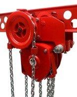 DOSTAWA GRATIS! 9588157 Wciągnik łańcuchowy przejezdny (udźwig: 1,5 T)