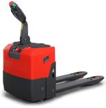 DOSTAWA GRATIS! 99746686 Wózek paletowy elektryczny GermanTech PT15 (udźwig: 1500 kg, długość wideł: 1150 mm)