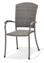 DOSTAWA GRATIS! 99855625 Krzesło z podłokietnikami Emelina