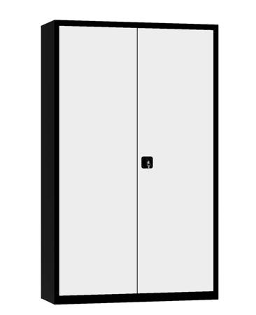 00141974 Szafa biurowa, 2 drzwi (wymiary: 1950x1200x600 mm)