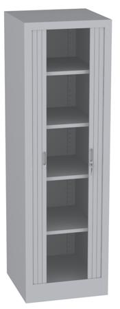 00150689 Szafa żaluzjowa, 4 półki (wymiary: 1950x600x600 mm)
