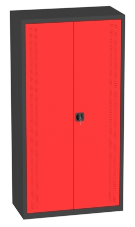 00150836 Szafa na serwery, 2 drzwi (wymiary: 1950x1000x500 mm)