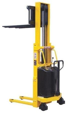 00546290 Wózek podnośnikowy półelektryczny (udźwig: 1000 kg, min./max. wysokość wideł: 85/1600 mm)