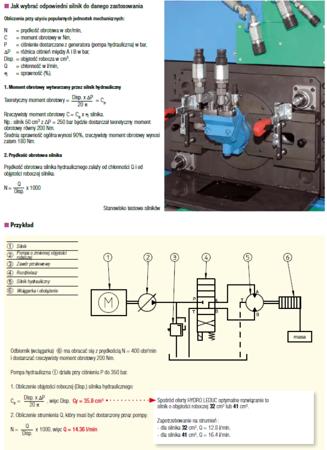 01538887 Silnik hydrauliczny tłoczkowy Hydro Leduc M12 (objętość robocza: 12 cm³, maksymalna prędkość ciągła: 8000 min-1 /obr/min)