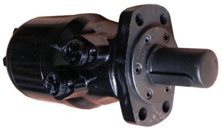 01539067 Silnik hydrauliczny orbitalny M+S Hydraulic MH250 C (objętość robocza: 252 cm³, maksymalna prędkość ciągła: 295 min-1 /obr/min)