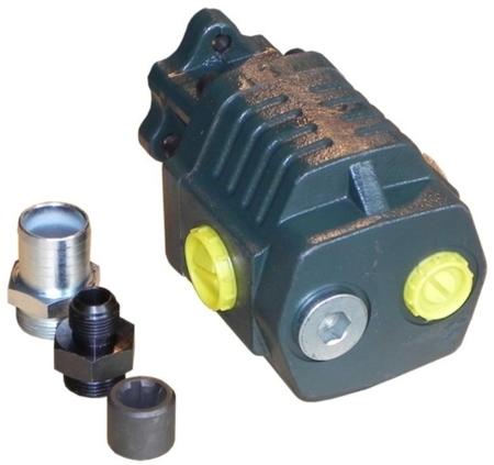 01539261 Pompa hydrauliczna zębata Hipomak Hydraulic DP 30-82 BI (objętość robocza: 82 cm³, prędkość obrotowa maksymalna: 1500 min-1 /obr/min)