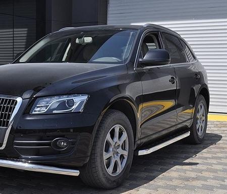 01655674 Stopnie boczne - Audi Q5 (długość: 182 cm)