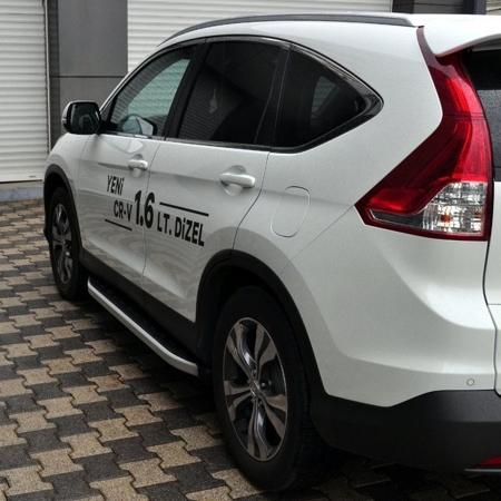 01655693 Stopnie boczne - Honda CRV 2007-2012 (długość: 171 cm)