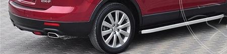 01655728 Stopnie boczne - Mazda CX-9 (długość: 193 cm)