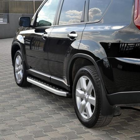 01655747 Stopnie boczne - Nissan X-Trail T31 2008-2014 (długość: 171 cm)