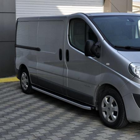 01655753 Stopnie boczne - Opel Vivaro 2014+ short (długość: 230 cm)