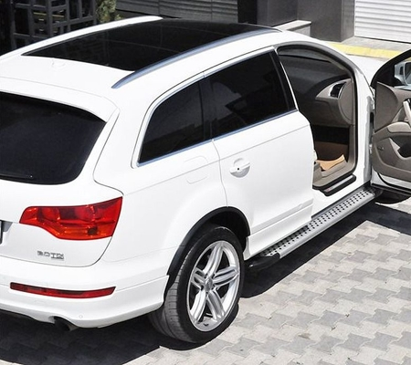 01655989 Stopnie boczne - Audi Q7 2006-2014 (długość: 205-210 cm)