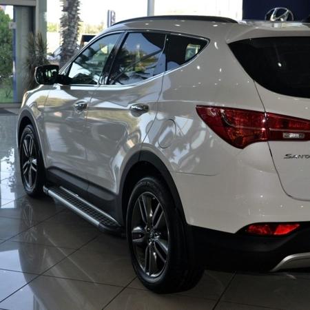 01656014 Stopnie boczne - Hyundai Tucson 2015+ (długość: 171 cm)