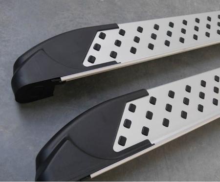 01656016 Stopnie boczne - Isuzu D-Max 2004-2011 (długość: 193 cm)