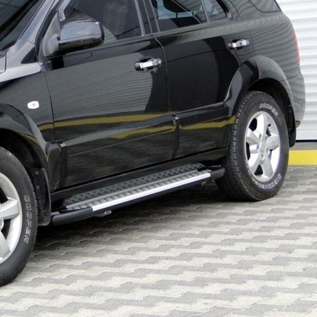 01656026 Stopnie boczne - Kia Sorento 2002-2009 (długość: 182 cm)