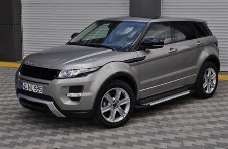 01656040 Stopnie boczne - Land Rover Range Rover Evoque 2011- (długość: 171 cm)