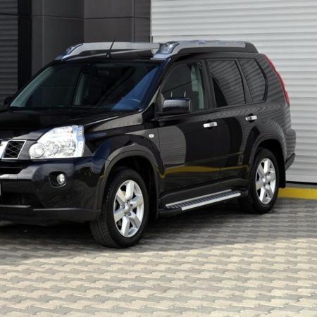 01656060 Stopnie boczne - Nissan X-Trail T31 2008-2014 (długość: 171 cm)