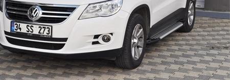 01656086 Stopnie boczne - Volkswagen T5 & T6 2015- long (długość: 252 cm)