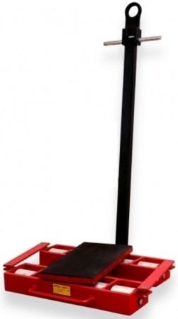 03015128 Zestaw rolek transportowych przód i tył PS-STCM240 (łączny udźwig: 24,0 T)