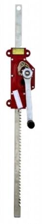 03033190 Dźwignik zębatkowy przyścienny (udźwig: 3,0 T)