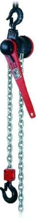 2202541 Wciągnik łańcuchowy dźwigniowy z łańcuchem ogniwowym Z310/1.6t (wysokość podnoszenia: 2,5m, udźwig: 1,6 T)