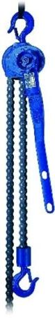 2202564 Wciągnik dźwigniowy z łańcuchem sworzniowym RZV/3.2t (wysokość podnoszenia: 1,5m, udźwig: 3,2 T)