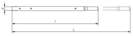 2203110 Wciągnik linowy 30.00/1.6t (długość liny: 20m, udźwig: 1,6 T)