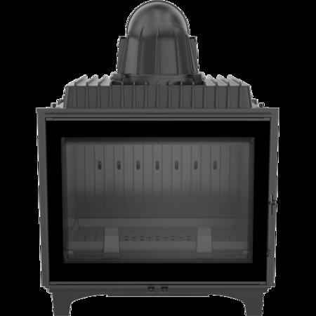 30046769 Wkład kominkowy 12kW Franek (szyba prosta)