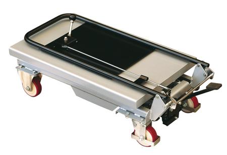 310560 Ruchomy stół podnośny BS15 (udźwig: 150 kg, wymiary platformy: 700x450 mm)