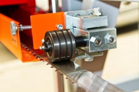 44349901 Pozioma piła taśmowa Holzmann BBS 850 Stomana (max średnica obrabianego elementu: 850 mm, moc: 9 /12,6 kW)