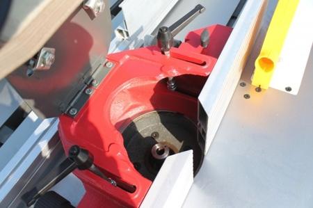 44349970 Urządzenie wielofunkcyjne Holzmann K5 260L 400V (szerokość/wysokość obróbki: 245/5-195 mm, długość blatu: 1090 mm)