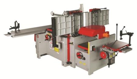 44349976 Urządzenie wielofunkcyjne Holzmann K5 410VFP 2544 Stomana (szerokość robocza: max. 410 mm)