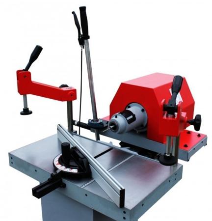 44350008 Wiertarka pozioma Holzmann LBM 290K 400V (droga posuwu w poprzek: 290 mm, wymiary stołu: 570x300 mm)