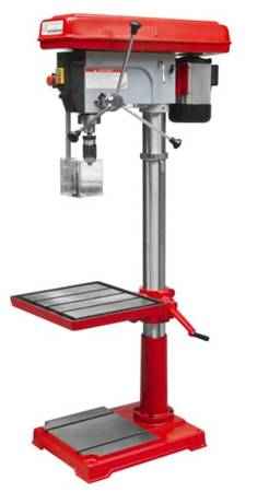 44350079 Wiertarka Holzmann SB 4132SM (zakres pracy w poziomie: 257 mm, max. średnica frezu palcowego: 32 mm, moc: 2,2 kW)