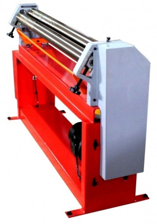 44350124 Walcarka-zwijarka do blachy Holzmann RBM 1300M (rozstaw kłów: 1300 mm, moc: 1,1 kW)