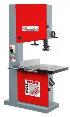 44353132 Piła taśmowa do drewna Holzmann HBS 600DELUX (max szer. cięcia: 580 mm, wymiary stołu: 700x608 mm)