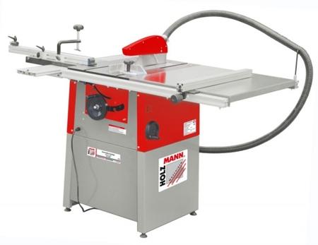 44353142 Piła stołowa Holzmann TS 250 400V (max. średnica tarczy: 254 mm, wymiary stołu: 635 x 420 mm)