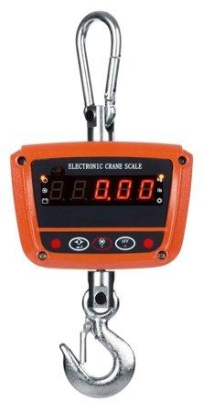 45643503 Waga hakowa Steinberg Systems SBS-KW-300KE WR LED , odporna na strumień wody (udźwig: 300 kg)