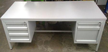 77156945 Stół do laboratorium, 5 szuflad (wymiary: 2000x800x750 mm)