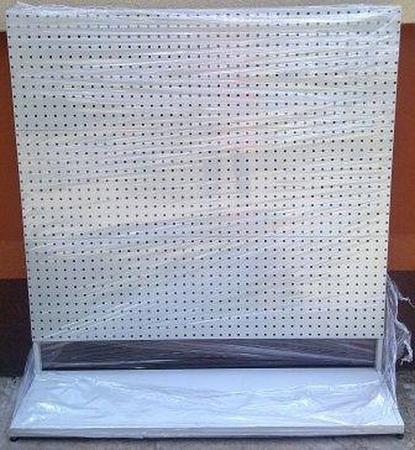 77157008 Regał perforowany pod zawieszki (wymiary: 2000x1000x500 mm)