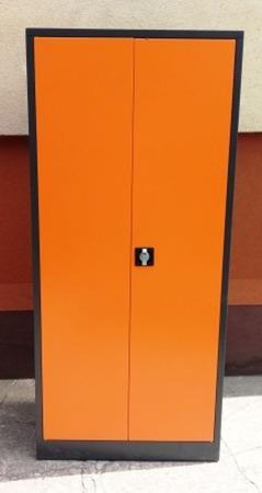 77157161 Szafka narzędziowa stojąca, 4 półki regulowane (wymiary: 2000x1200x460 mm)