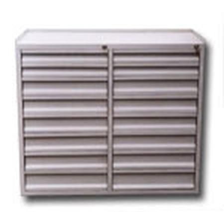 77157170 Szafka narzędziowa, 12 szuflad (wymiary: 1000x1200x600 mm)